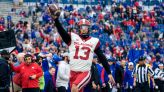 College football polls: Updated AP Top 25, Coaches Poll rankings after Week 8