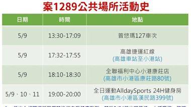 高雄案1289公布公共場所活動史 陳其邁:該開罰就開罰