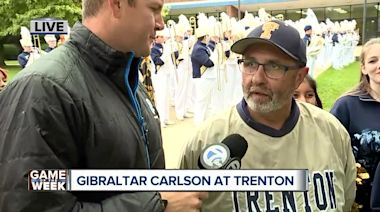 Gibraltar Carlson at Trenton is our Leo's Coney Island Game of the week,