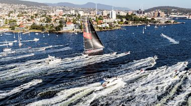 Protest mars Wild Oats XI record Sydney-Hobart race win