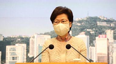 信報即時新聞 -- 林鄭:大灣區青年就業計劃提供職位高預期
