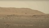 History! Perseverance Films Ingenuity Mars Flight With Audio