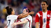Lavelle, Morgan, Macario Star in Another USWNT Rout of Paraguay
