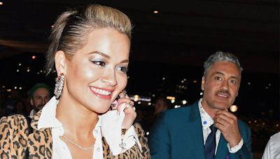 Rita Ora and Taika Waititi Continue to Fuel Romance Rumors After Attending Red Carpet Event