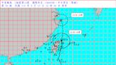 豪大雨襲17縣市!璨樹暴風圈壟罩半個台灣 最快今晚解除陸警