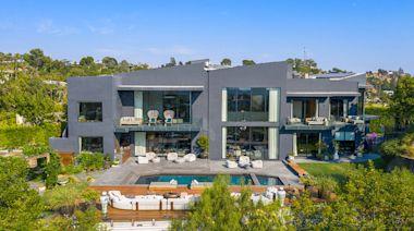Home of the Week: Inside Chrissy Teigen and John Legend's $24 Million Beverly Hills Home