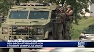 Police: Gunman in 33-hour standoff shot at officers multiple times