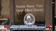 Kern County schools prepare to reopen