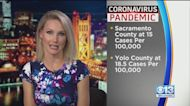 Coronavirus Update: Hospitalizations From Delta Variant Declining