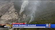 Suspect Arrested In Palisades Fire, Hundreds Remain Under Evacuation