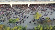 Biden administration response to border crisis under fire amid Haitian migrant surge