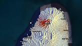 Impacts to Saint Vincent from the La Soufrière Eruption | NASA Applied Sciences