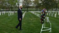 Biden salutes war dead after Afghanistan decision