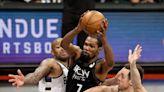 NBA》死神杜蘭特打滿全場49+10+17 籃網逆轉勝公鹿3-2聽牌
