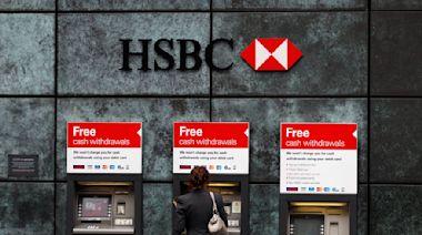 Coronavirus: HSBC to close 82 high street branches