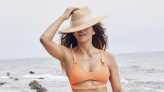 Halle Berry, 53, gives off Bond girl vibes in bikini photo