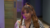 Marlo Hampton Storms Out of 'RHOA' Dinner After Confrontation With Kenya Moore and Porsha Williams (Exclusive)