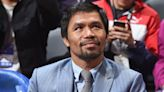 Manny Pacquiao Is Running for President of the Philippines: 'A Fighter Inside and Outside the Ring'