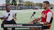 Countdown to Kickoff: 1-on-1 With 49ers QB Jimmy Garoppolo