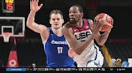 USA Defeats Czech Republic As Kevin Durant Sets Record
