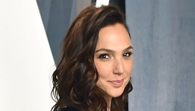 Gal Gadot Makes a Case for Sweatsuits in Chunky Sole Fury Sneakers