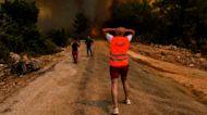 Turkey, California, Italy: Wildfires Rage in Northern Hemisphere