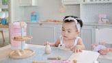 【曼谷親子餐廳】Mari go round・東羅站夢幻白色系球池親子咖啡館