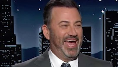 Jimmy Kimmel Can't Stop Laughing At Trump's 'Nutty' New Line Of Attack