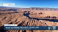 Low water at Lake Powell is a sign of a dire situation