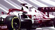Alfa Romeo unveil new car ahead of 2021 F1 season
