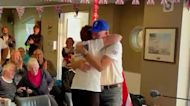 Parents of sailing gold medallist reveal win 'hasn't sunk in'