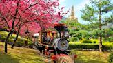台灣最好玩的賞櫻景點—九族文化村櫻花祭