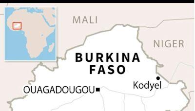 '30 dead' in attack in eastern Burkina Faso