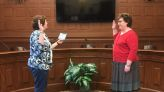 New team sworn in to lead Lewiston City Hall — for now