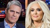 """Andy Cohen Shares Dramatic Details About Erika Jayne's """"Fascinating"""" RHOBH Reunion Revelations"""