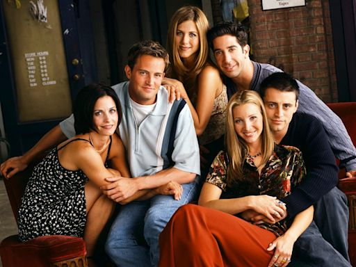 Jennifer Aniston says the Friends reunion was 'way harder than we anticipated'