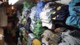 T-shirts are in short supply, leaving small businesses scrambling to find merchandise