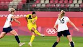 USA beat Netherlands on penalties to reach Olympic women's football semis