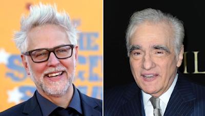 Martin Scorsese Kept Bashing Marvel Movies to 'Get Press' for 'The Irishman,' Says James Gunn