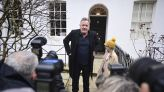 """Piers Morgan Demands Apology From CBS's 'The Talk' After It """"Shamed & Bullied"""" His Friend Sharon Osbourne"""