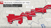 ICYMI: A look back at America's worst tornado, weather and the spread of COVID-19, and BIG snow out west