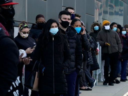One year since pandemic hit New York, new strain emerges in upper Manhattan
