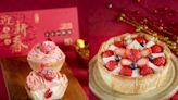 把握最後草莓季!新春必吃推薦PABLO「草莓大福起司塔」、PAUL「紅寶石天堂草莓蛋糕」、Moomin Café「草莓珍珠奶茶」