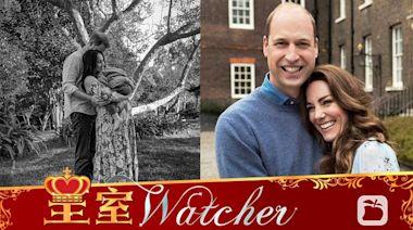 皇室Watcher 威廉跟哈里均發佈夫婦樹下合照 攝影師解讀兩者回響何以差天共地   蘋果日報