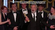 '1917' upsets the Hollywood awards season