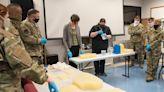 Shepherd wraps up PPE production, thanks community