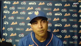 Mets vs Red Sox: Luis Rojas knows Mets are in tough spot in playoff hunt   Mets Post Game