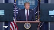 Trump: Large explosion in Beirut appears to be an attack