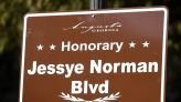 Jessye Norman, opera icon, memorialized at hometown funeral