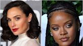Gal Gadot and Rihanna among celebrities to weigh in on Israel-Palestine conflict